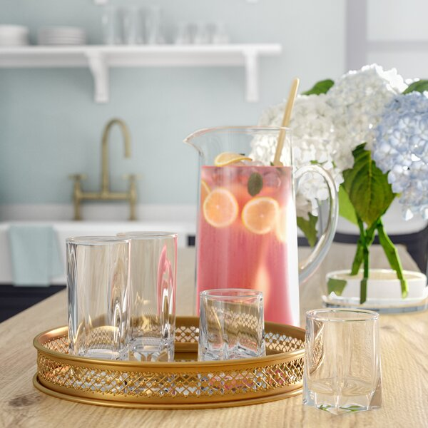 Ermanno 16 Piece Tumbler Set by Mint Pantry