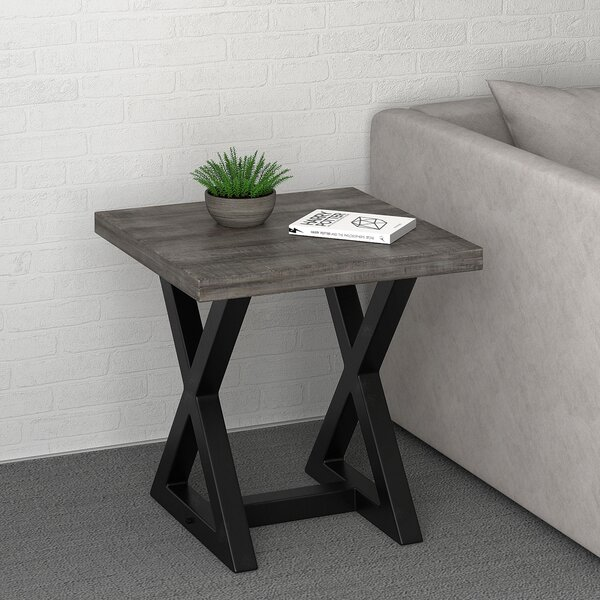 Bevin End Table by Union Rustic