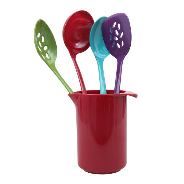 5-Piece Gadget Utensil Set by First Design Global