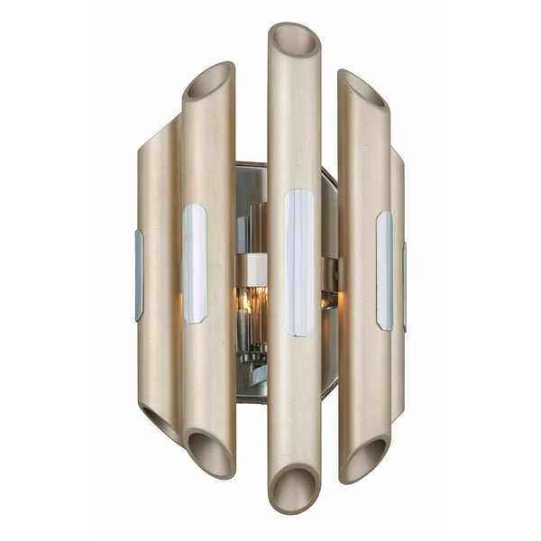 Arpeggio 1-Light Flush Mount by Corbett Lighting
