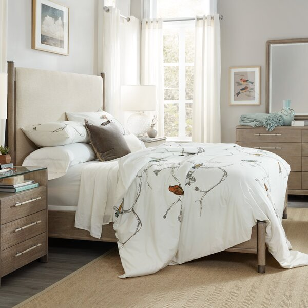 Affinity Upholstered Standard Bed by Hooker Furniture