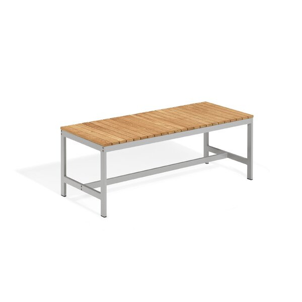 Farmington Teak Picnic Bench by Latitude Run