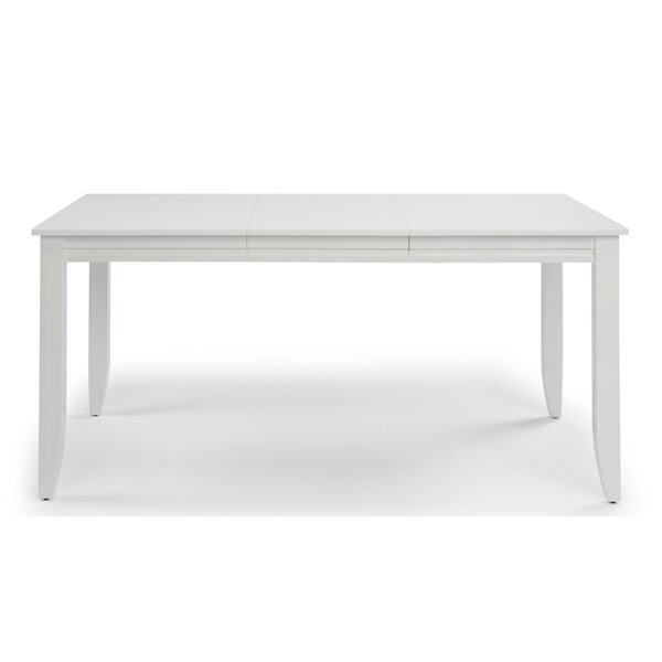 Emblyn Extendable Dining Table by Latitude Run Latitude Run