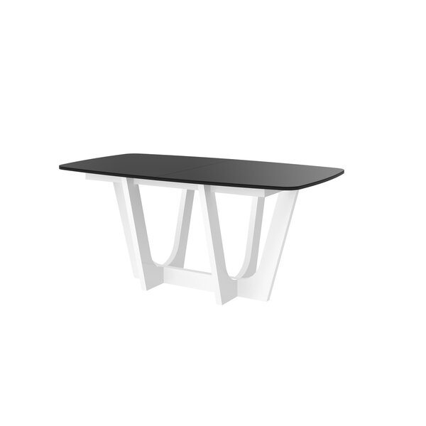 Beene Modern Extendable Dining Table by Orren Ellis