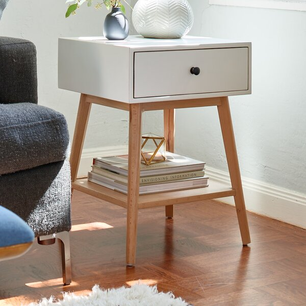 Lindemann End Table By George Oliver