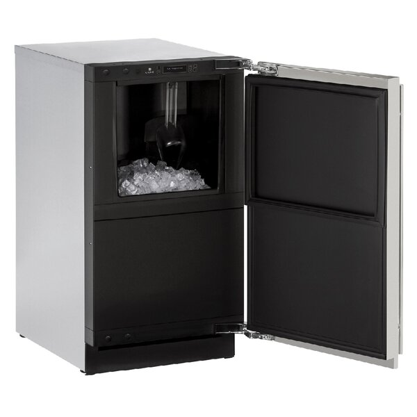 3000 Series Reversible 18 60 lb. Daily Production Built-in Ice Maker by U-Line