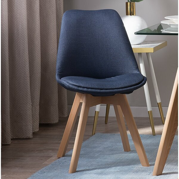 Riverview Upholstered Dining Chair (Set of 2) by Brayden Studio