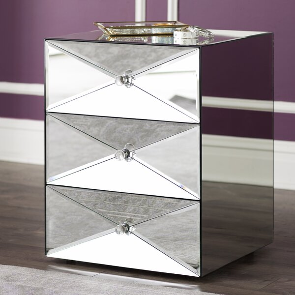 Landry 3 Drawer Accent Chest by Willa Arlo Interiors
