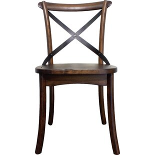 Aguon Solid Wood Dining Chair Set Of 2