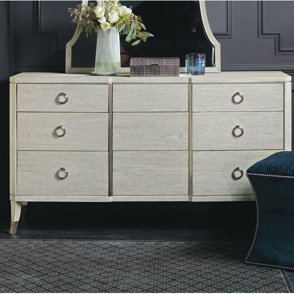 Domaine 9 Drawer Dresser by Bernhardt