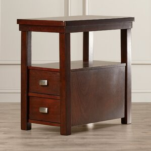 Schaefer Chairside Table by Darby Home Co