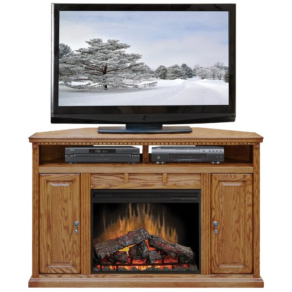 Scottsdale 56 TV Stand with Fireplace by Legends Furniture