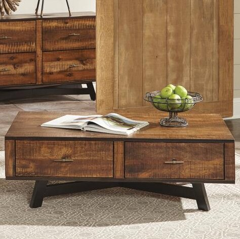 Cheltenham Coffee Table by Foundry Select