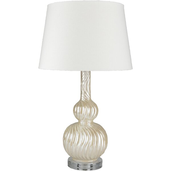Nyx Updated Traditional 27 Table Lamp by Highland Dunes