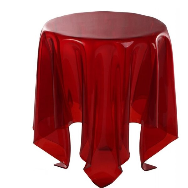 Lennon Accent Stool by Charlton Home