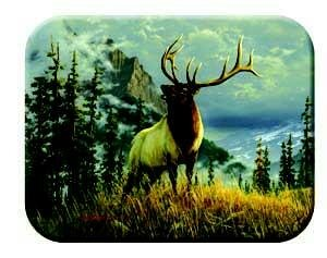 Tuftop Elk Cutting Board by McGowan