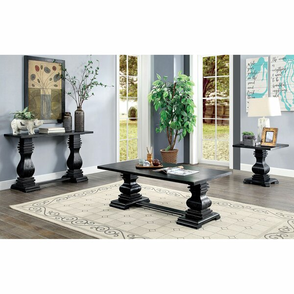 Gilliam 3 Piece Coffee Table Set by Canora Grey Canora Grey