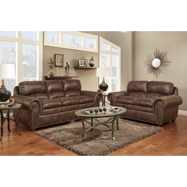 Bridgette Configurable Living Room Set by Millwood Pines