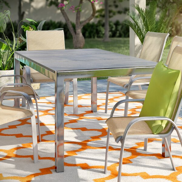 Seto Dining Table by Home Loft Concepts