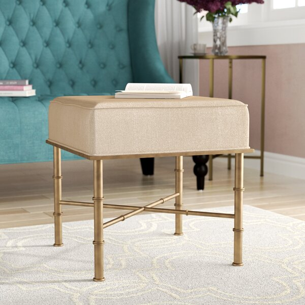 Zainab Vanity Stool by Willa Arlo Interiors