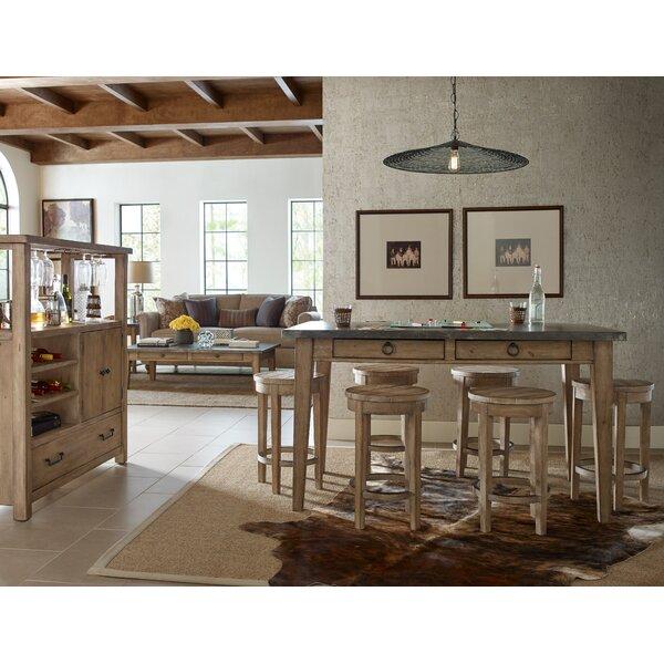 Monteverdi 7 Piece Pub Table Set by Rachael Ray Home