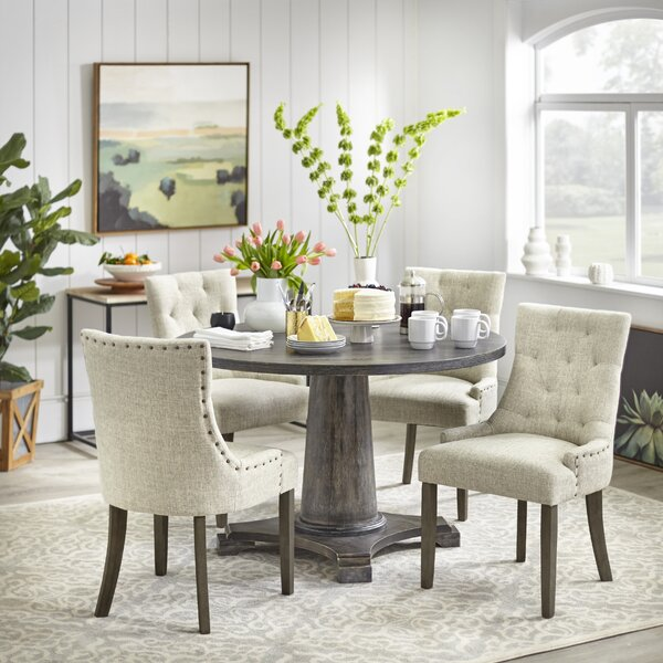 Vicini 5 Piece Dining Set by Ophelia & Co.