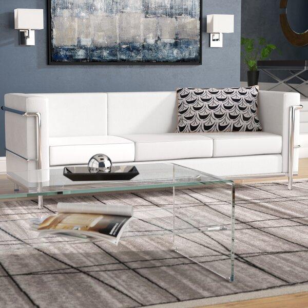 Caster Sofa by Wade Logan