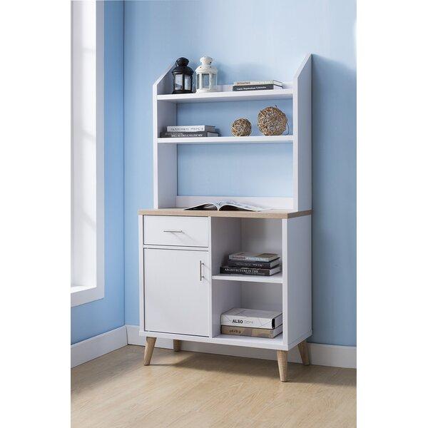 Discount Jared Mid-Century Standard Bookcase