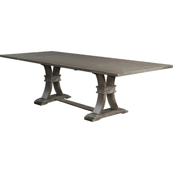 Dewitt Extendable Dining Table by Gracie Oaks