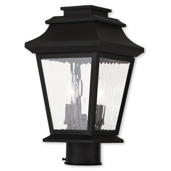 Campfield 2-Light Lantern Head by Darby Home Co