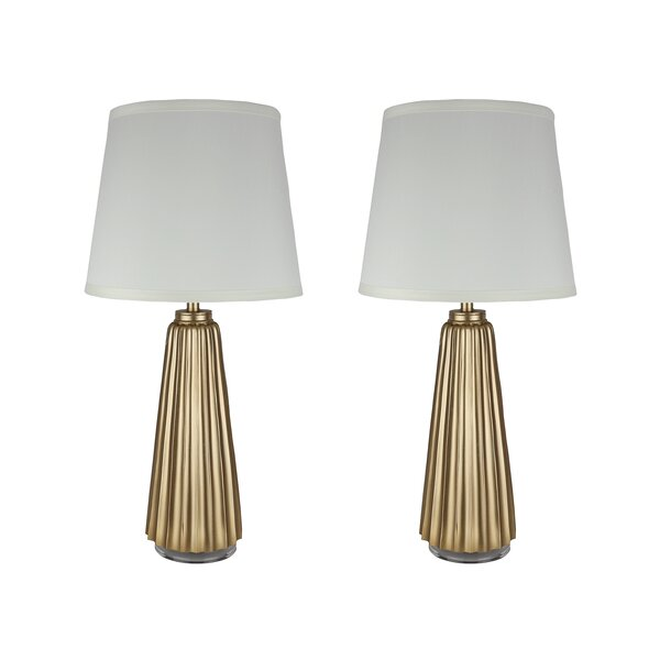 Emile 22 Table Lamp (Set of 2) by Urbanest