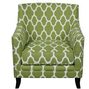Cassie and Arabesque Armchair by Porter International Designs
