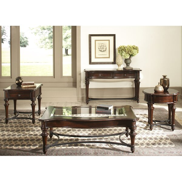 Foxworth 4 Piece Coffee Table Set by Darby Home Co Darby Home Co