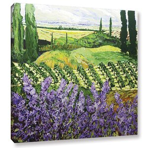 Chinaberry Hill Framed Painting Print on Wrapped Canvas by Darby Home Co