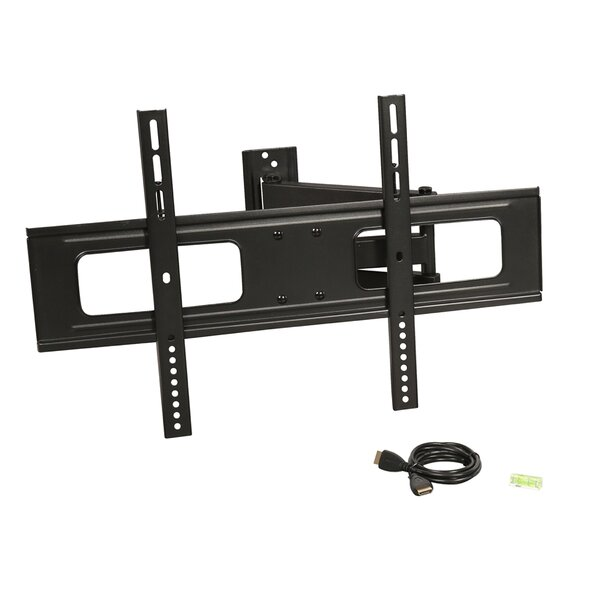 Tilt Articulating Extending Arm Wall Mount for Greater than 50 LCD LED by Rosewill