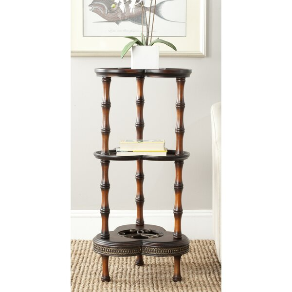 Shirely End Table by World Menagerie