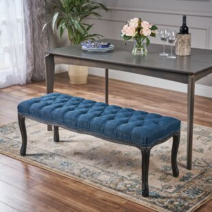 Marvelous Adalyn Tufted Diamond Upholstered Bench Caraccident5 Cool Chair Designs And Ideas Caraccident5Info