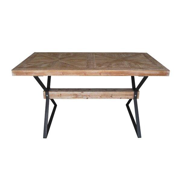 Pantoja Dining Table by Union Rustic