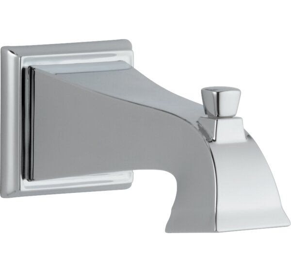 Dryden Wall Mounted Tub Spout Trim With Diverter By Delta