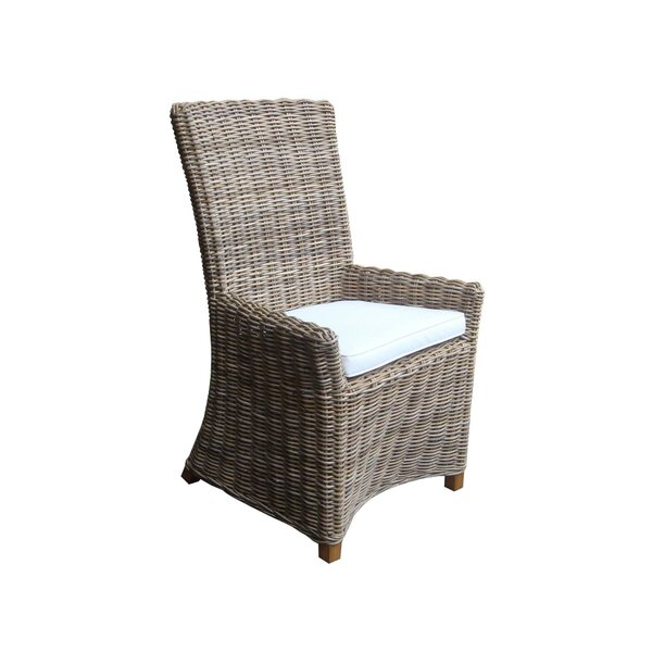 Nico Solid Wood Dining Chair by Padmas Plantation