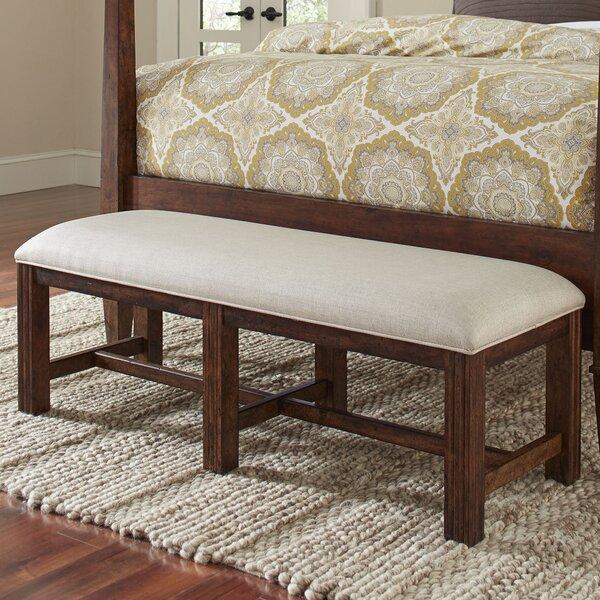 Schaffer Upholstered Bench by Birch Lane™
