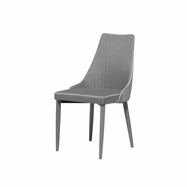 Coalville Upholstered Dining Chair (Set of 2) by Wrought Studio