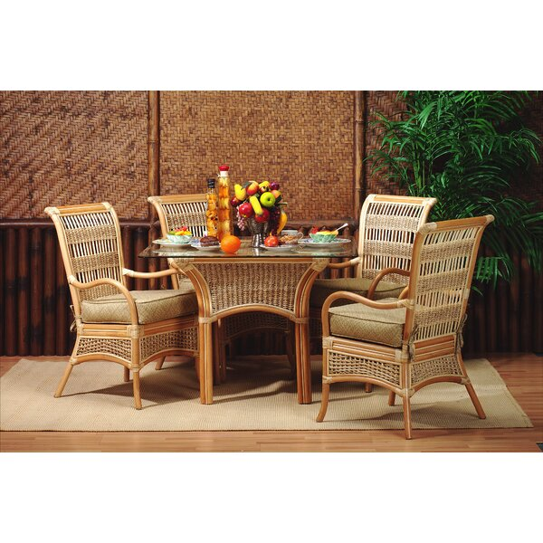 Dining Table by Spice Islands Wicker