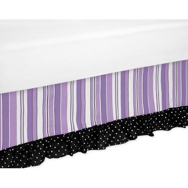 Kaylee Queen Bed Skirt by Sweet Jojo Designs