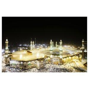 Masjid al-Haram - Mecca Saudia Arabia Photographic Print by Prestige Art Studios
