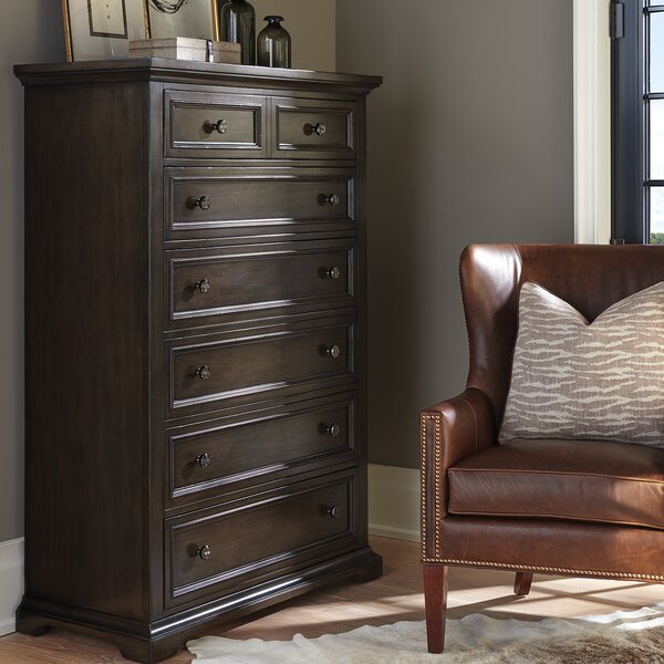 Brentwood 6 Drawer Chest by Barclay Butera