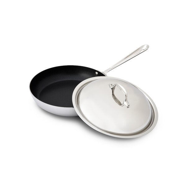 D3 Nonstick French Skillet by All-Clad