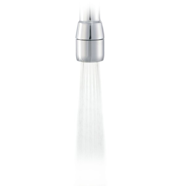 Commercial Male Thread 0.5 GPM Rosetta Aerator by Moen