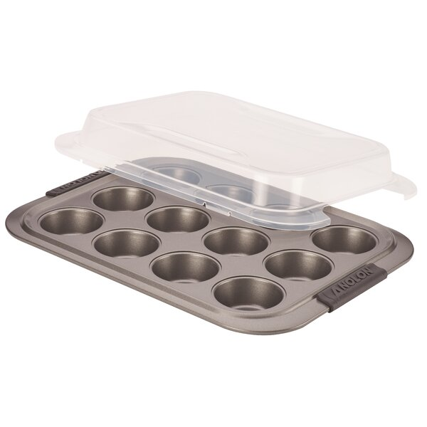 Advanced Non-Stick Muffin Pan by Anolon