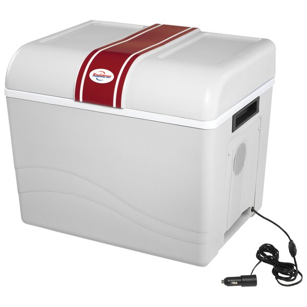 45 Qt. Travel Saver Electric Cooler by Koolatron